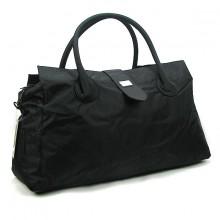 9c000be75292 Сумка большая текстильная женская черная Epol 23601