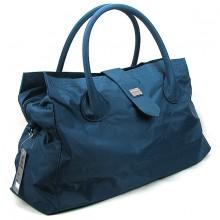 fe4989cf1a44 Купить Сумка большая текстильная женская синяя Epol 23601